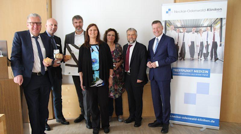 Reha-Einrichtung zu Gast bei der AWO Neckar-Odenwald