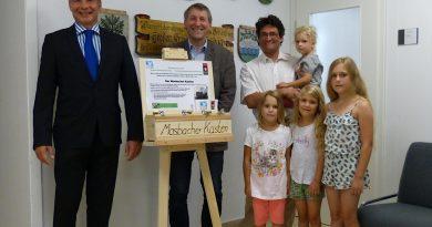 """Mosbacher Rathaus hat nun auch einen """"Kasten"""""""