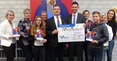 BBBank finanziert Schuljahresplaner am NKG