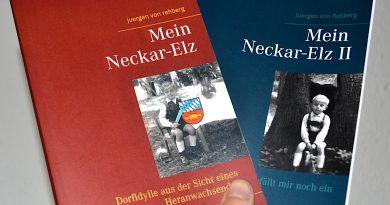 """Zweiter Teil  von """"Mein Neckarelz"""" erschienen"""