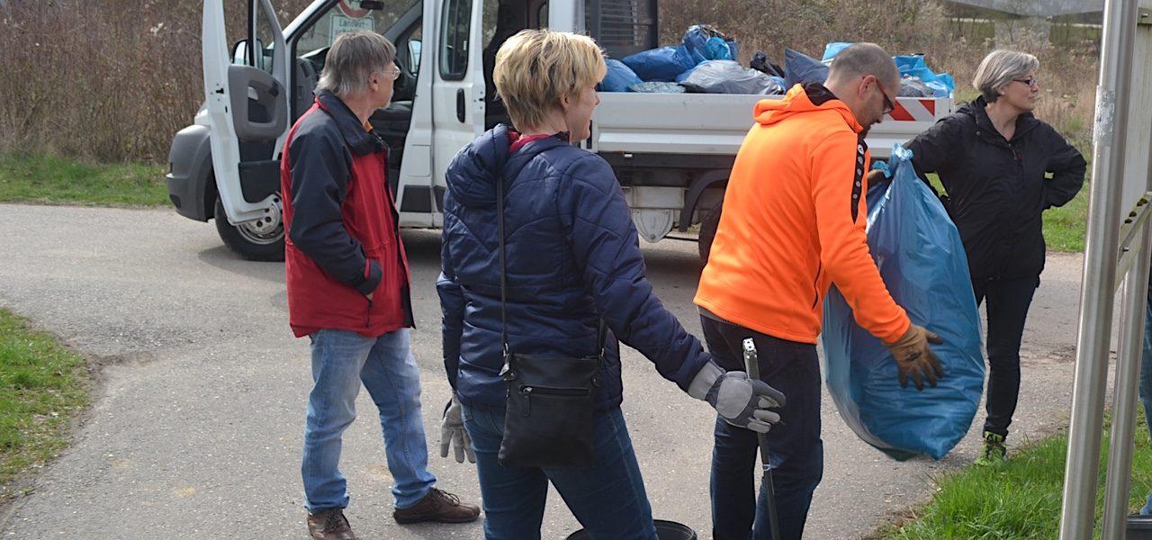"""In Mosbach ist wieder """"Stadtputz"""" angesagt"""