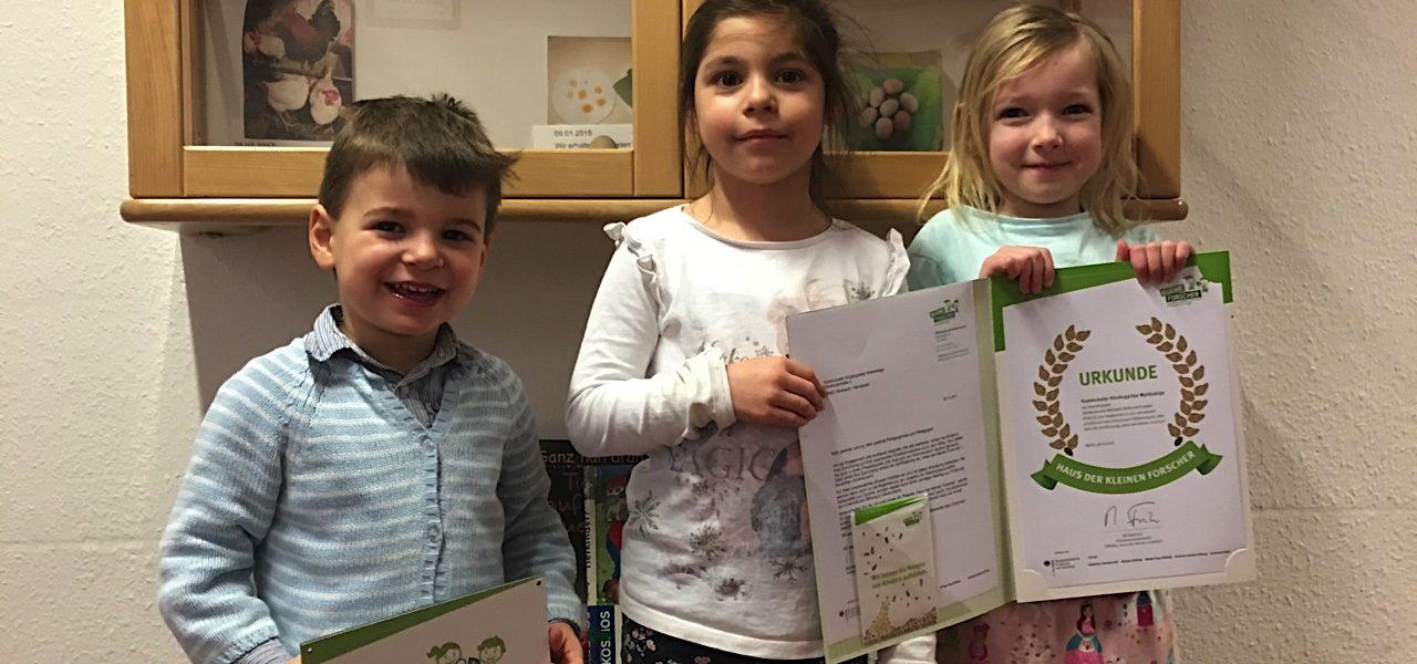 """""""Unser Kindergarten ist jetzt ein Tierpark!"""""""